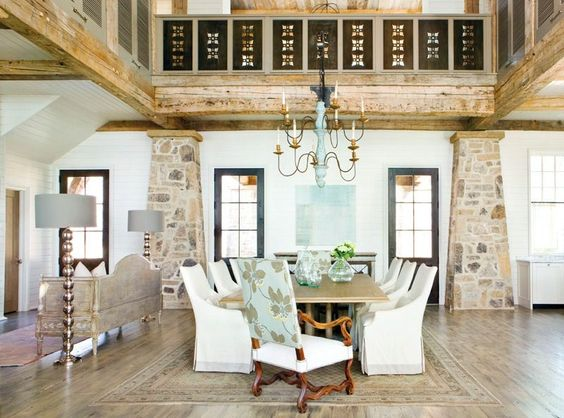 COCOCOZY: SEE THIS HOUSE: DREAMY RUSTIC RETREAT!