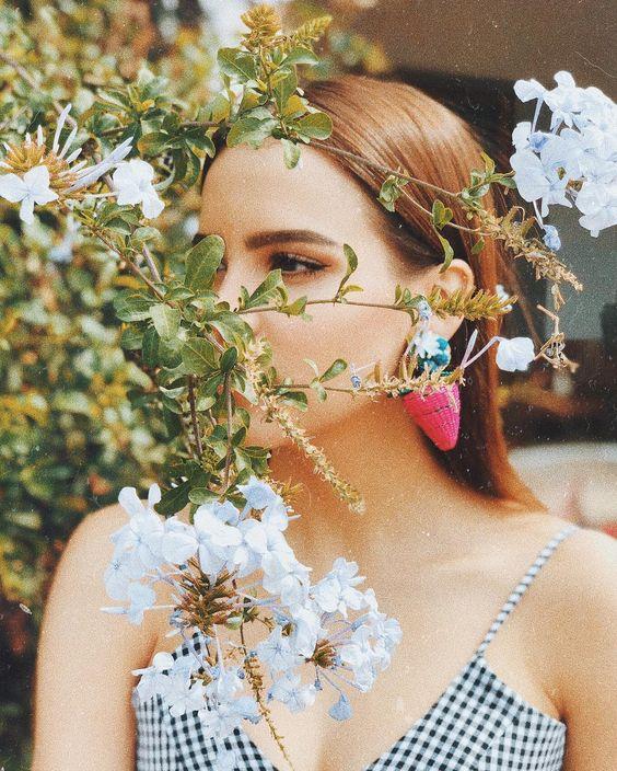 """🌛Estas flores me recuerdan a mi papá, cuando era chiquitita caminábamos y algunas veces él me daba…"""""""