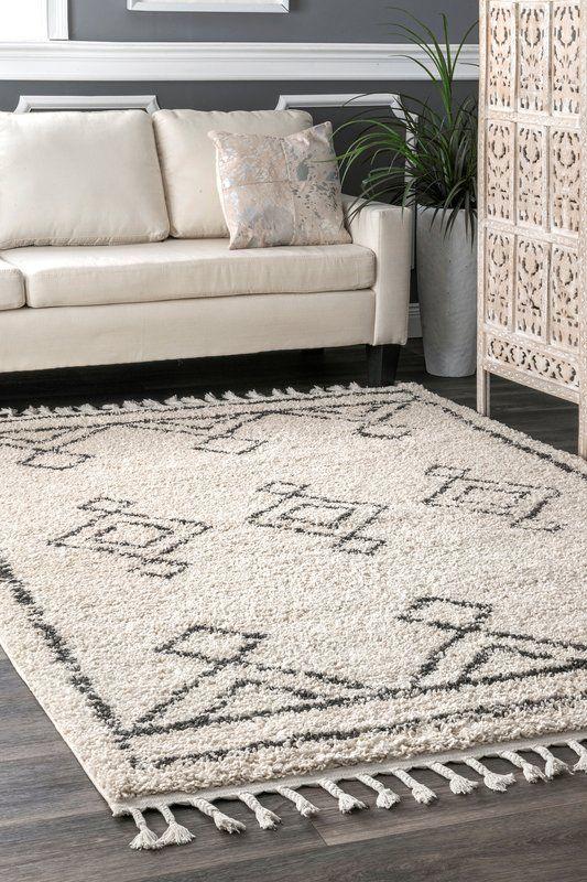 Ledet Southwestern Off White Area Rug Rugs Usa Cool Rugs Rugs On Carpet
