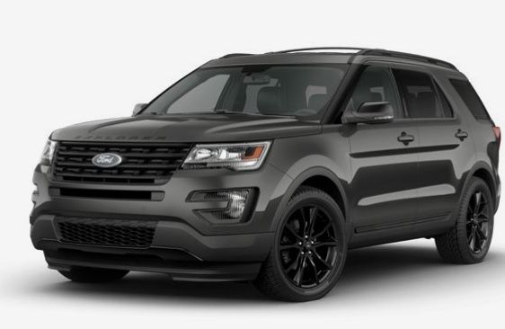 Ford Explorer Xlt With Sport Package With Images Ford Explorer