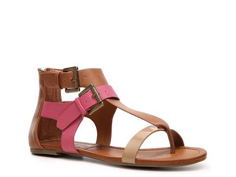 Rebels Odeon Gladiator Sandal Women's Flat Sandals Sandals Women's Shoes - DSW 39.95