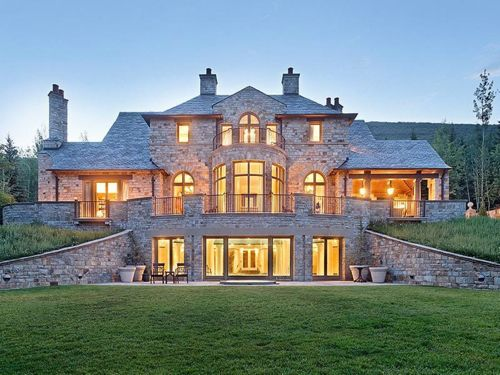 Exceptional French Country Mansion In Aspen Colorado ! | Beautiful Homes | Pinterest |  Aspen Colorado, Aspen And Country