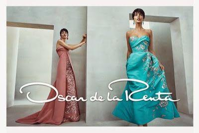 Oscar de la Renta Spring 2014 Campaign