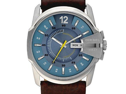 Diesel Watches Not So Basic Basics (Brown)