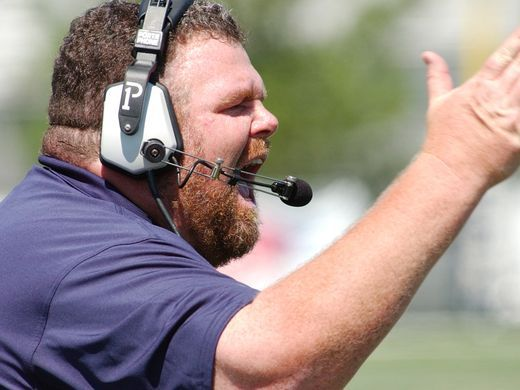 Long Time Wesley Head Football Coach Athletic Director Mike Drass Passes Away At 57 Football Coach Football College Football