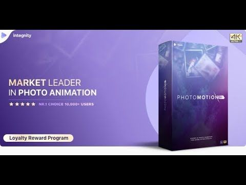 Photo Motion Pro Professional 3d Photo Animator Aftereffects Videohive After Effects Motion