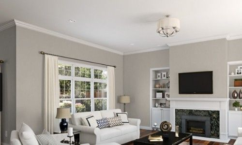 Agreeable Gray The Ultimate Neutral Greige Paint Color The