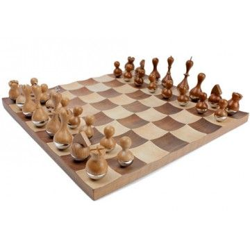 Pinterest the world s catalog of ideas - Umbra chess set ...