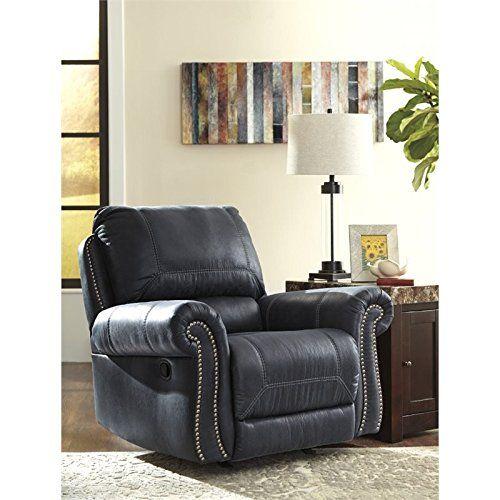 Ashley Furniture Signature Design Milhaven Faux Leather