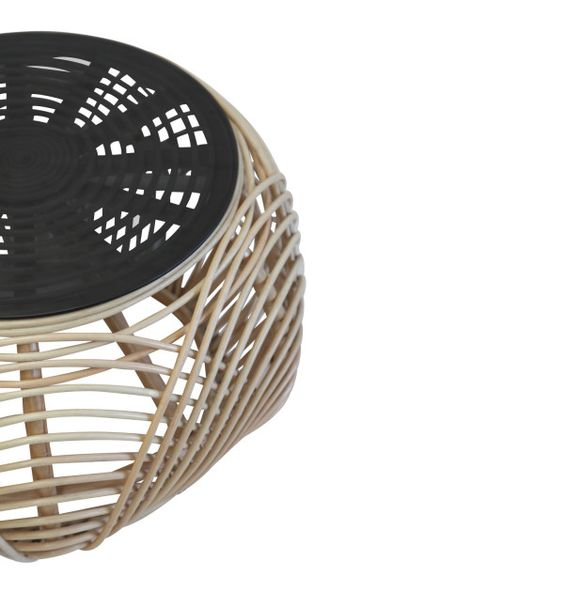 Spiral Coffee Table Natural