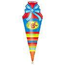 #folienballon #einschulung #geschenkidee #schulstart
