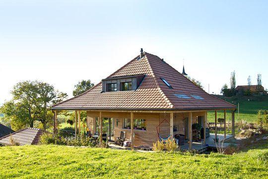 Holzhaus in Schwarzenburg II
