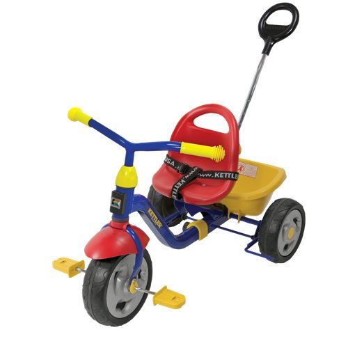 KETTLER Kettrike Klassic Tricycle with Push Bar #OSAKettrike I would LOVE this for Lucy's second birthday on the 1st!