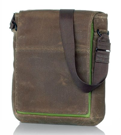 waterfield muzetto bags are awesome for men and women! =)