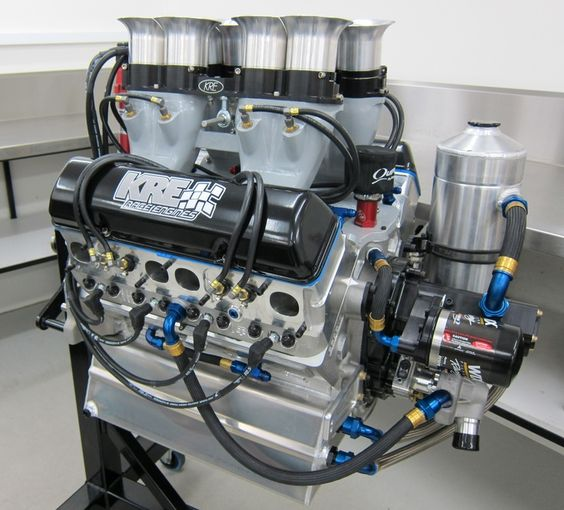 (KRE BRODIX 410 Engine)