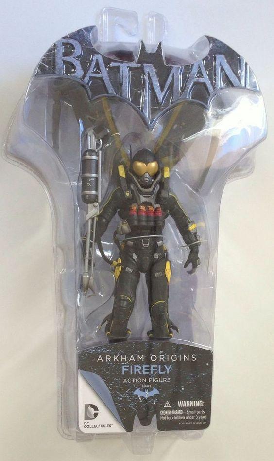 Lego batman arkham origins firefly
