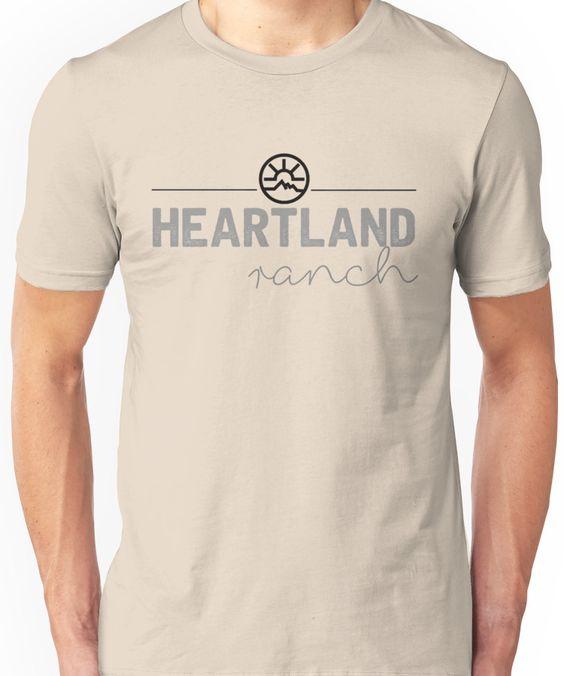 Heartland Ranch Unisex T-Shirt