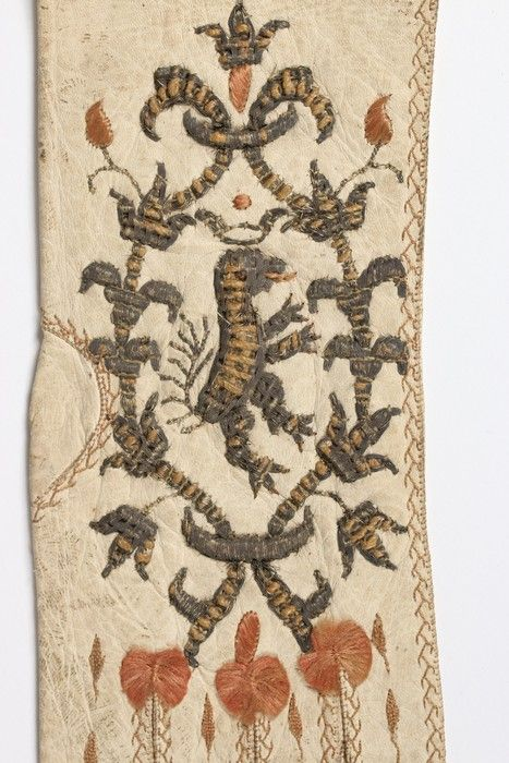 Women's Gloves (image 4) | 1680-1690 | kid leather | Kerry Taylor Auctions | December 8, 2015