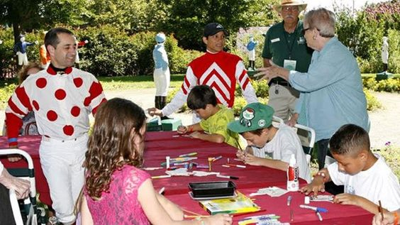 Monmouth Park Kid's Club Creating New Fans!