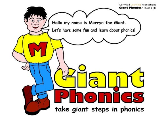 giant-phonics by Cornwall Learning via Slideshare