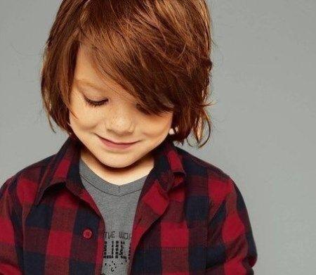 12 παιδικά κουρέματα για αγόρια