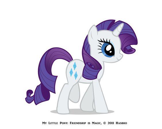 Melinda Rose – 3d Artist» My Little Pony: Rarity