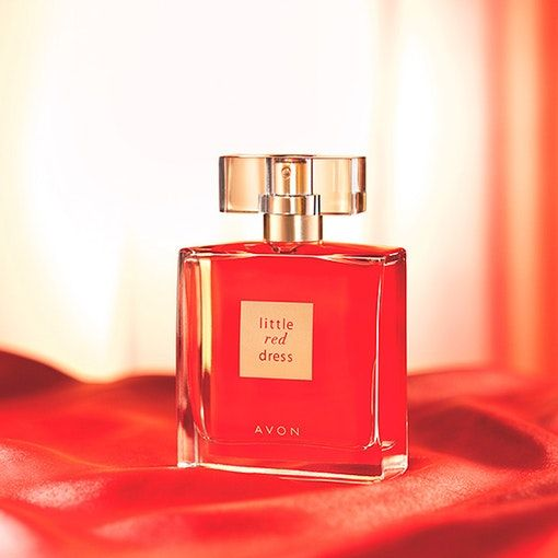 Avon Little Red Dress Fragrance Eau De