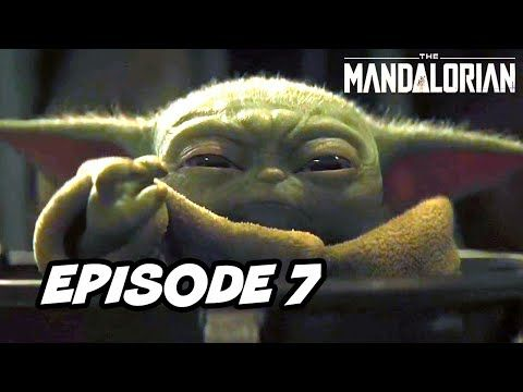Star Wars The Mandalorian Episode 7 Top 10 Wtf And Easter Eggs Star Wars Mandalorian Jedi Powers