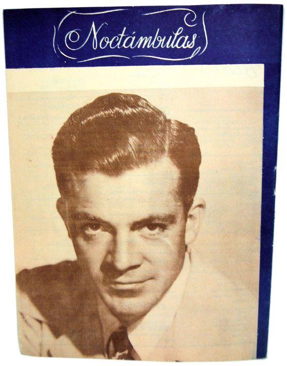 Noctambulas, Num. 30-11 de Agosto de (1945)