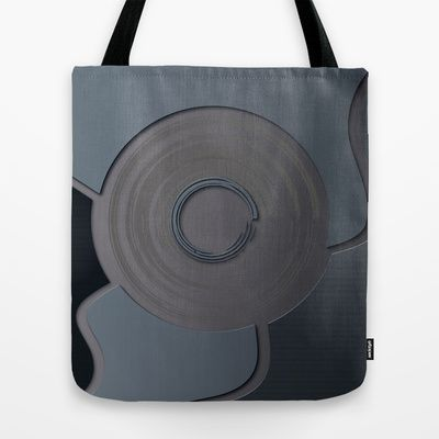Tote Bag by Bit of Art - $22.00 $5 Off Tote Bags Today Only & Free Worldwide Shipping Available