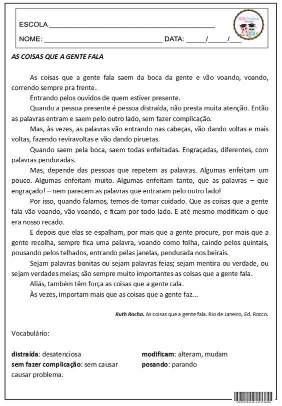Profª Célia Castrioto atividades Pinterest - medical coder resume sample