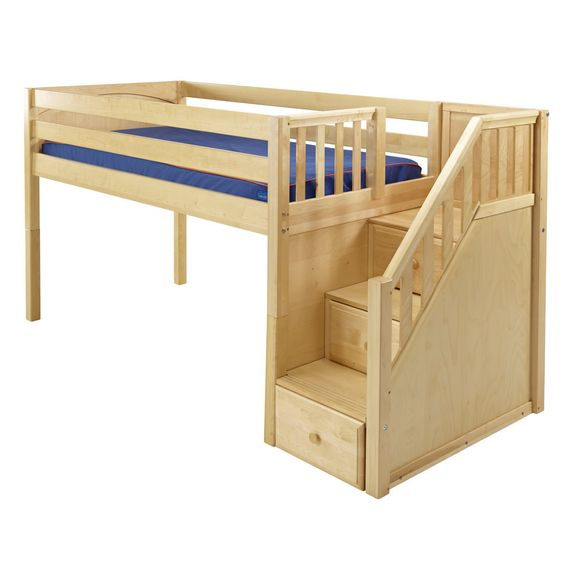 Pdf plans full size loft bed playhouse plans free download Loft bed plans