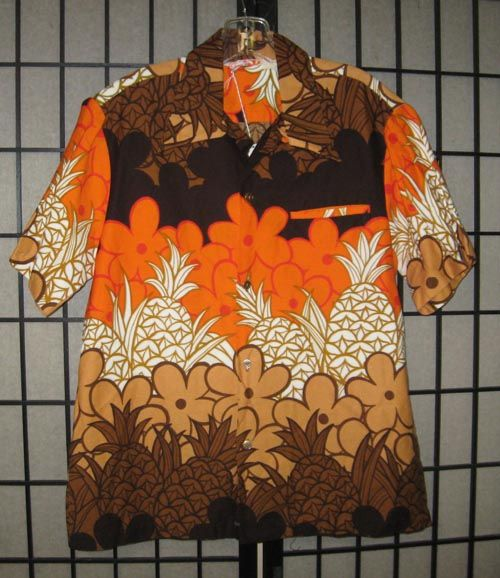 70s Hawaiian Shirt from Sears