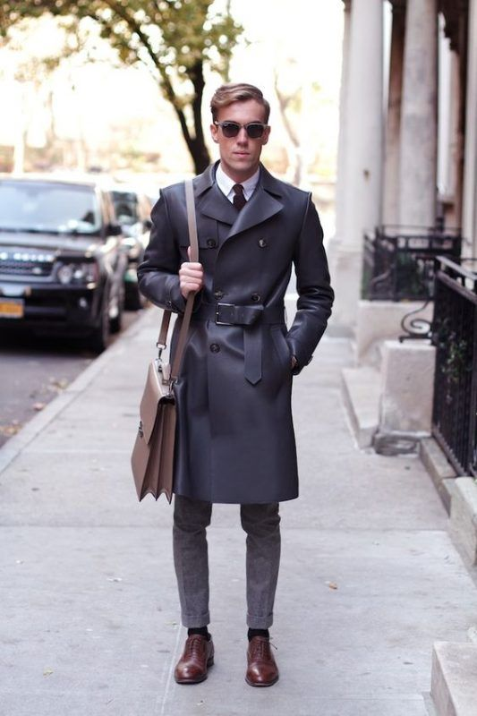 Winter Outfits Men, Is Trench Coat Good For Winter