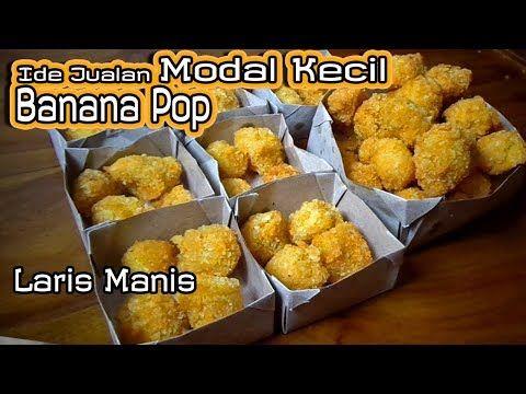 Pisang Goreng Crispy Banana Pop Ide Jualan 1000an Modal Kecil Untung Banyak Olahan Pisang Youtube Ide Makanan Makanan Dan Minuman Resep Makanan