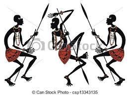 Resultado de imagem para africanos desenhos