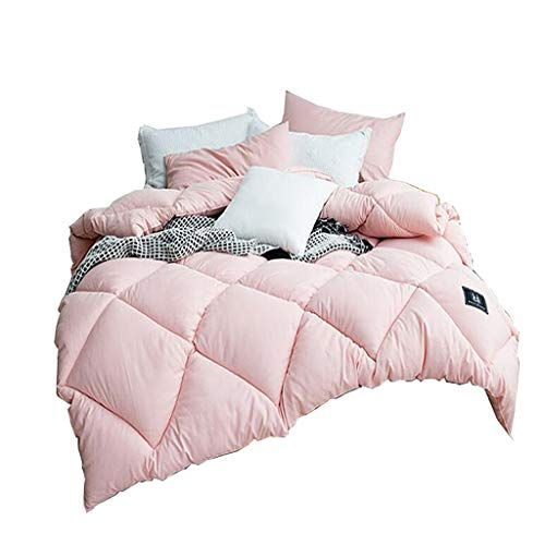 White Goose Down Winter Extra Warm Classic Quilt Hypoallergenic