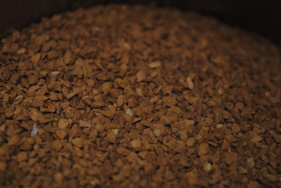 Macro coffee image