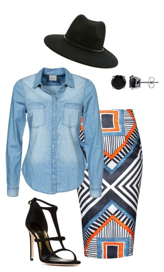 """Classy cool"" by jerrilyn-supermommy-townsend-dixon on Polyvore featuring Vero Moda, Sebastian Milano, Forever 21 and BERRICLE"