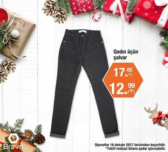 Bravo Dan Sərfəli Qiymətə Dəbli Geyimlər Secilmis Kisi Qadin Və Usaq Geyimlərini Yeni Il Endirimləri Ilə Təqdim Edirik Fashi Skinny Jeans Fashion Grey Jean