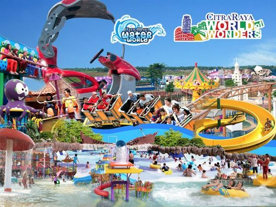 (1) Worlds Of Wonder Water Park