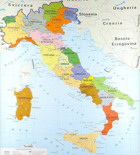 Google Cartina Geografica Italia.Cartine Geografiche Dell Italia Cerca Con Google