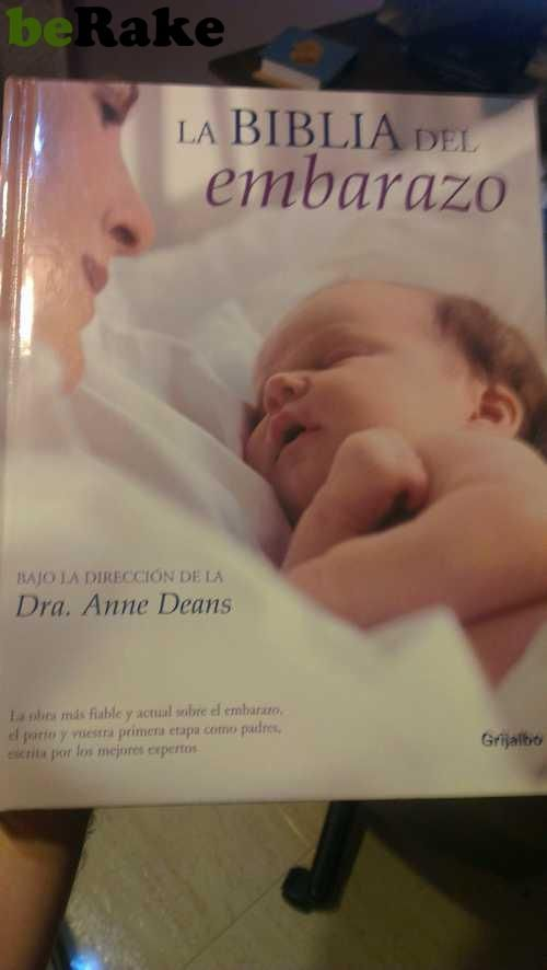 Vendo libro la biblia del embarazo - Para bebes...