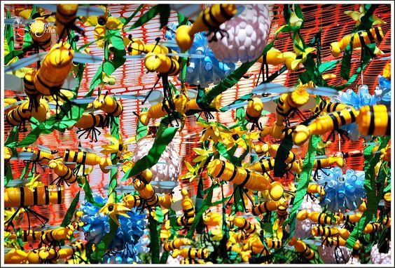 Fiesta Mayor de Gracia Barcelona - Street Decor
