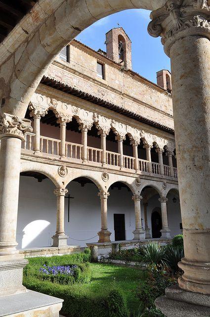 Convento de las Dueñas. Salamanca, Spain