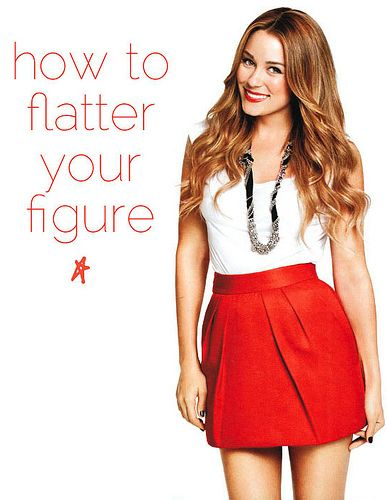 10 styling tips to slim your silhouette
