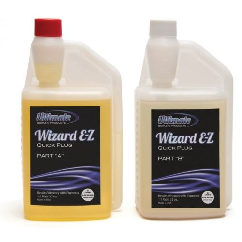 Wizard E Z Urethane Quick Plug 2 Gallon Kit With Images Bowling Accessories Bowling Gallon