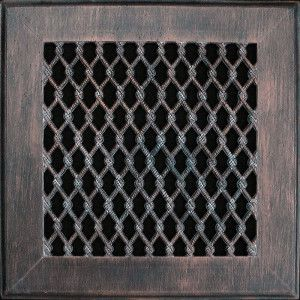decorative venetian rope grille