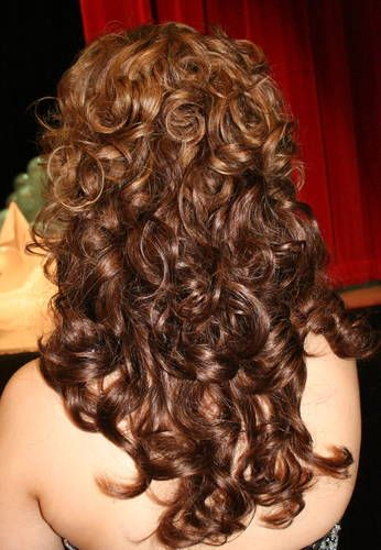 dont want to be like this - to many curls all over