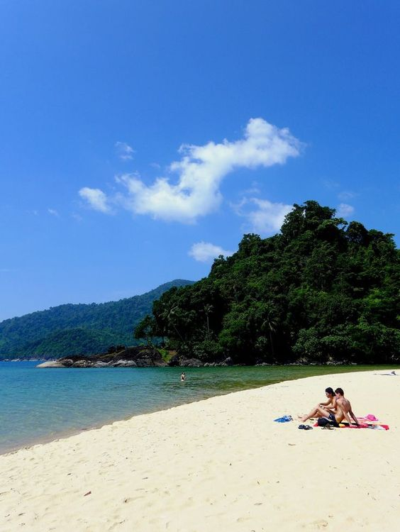 Juara Beach, Isla Tioman, Malasia